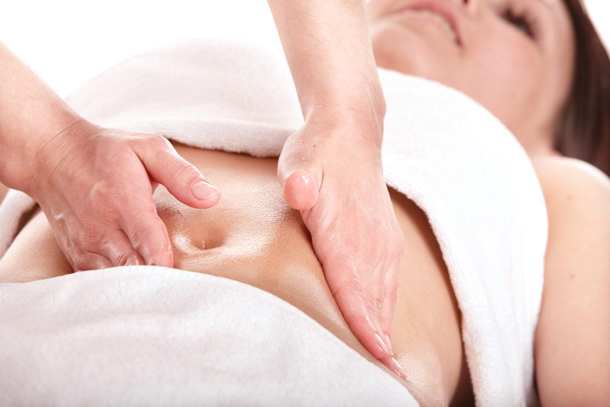 abdomenmassage